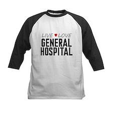 Live Love General Hospital Tee