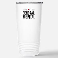 Live Love General Hospital Travel Mug