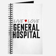 Live Love General Hospital Journal