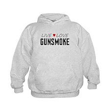 Live Love Gunsmoke Kid's Hoodie