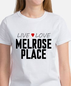 Live Love Melrose Place Tee