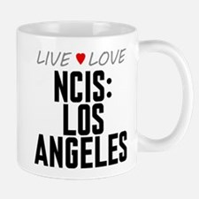 Live Love NCIS: Los Angeles Mug