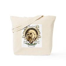 Dysautonomia Is Real (So are gorillas) Tote Bag
