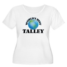 World's Best Talley Plus Size T-Shirt