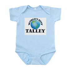World's Best Talley Body Suit