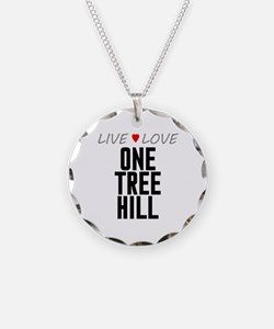 Live Love One Tree Hill Necklace
