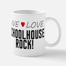 Live Love Schoolhouse Rock! Mug