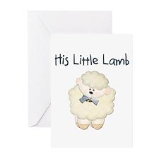 Lamb Greeting Cards
