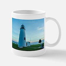 Turkey Point Light Maryland. Mug