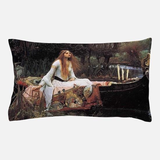 Waterhouse Lady of Shalott Pillow Case