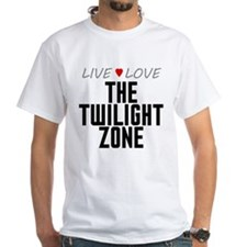 Live Love The Twilight Zone Shirt