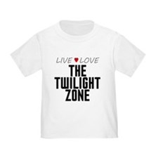 Live Love The Twilight Zone Infant/T