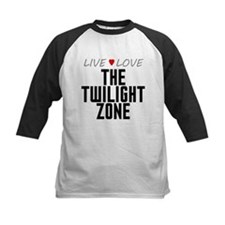 Live Love The Twilight Zone Tee