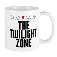Live Love The Twilight Zone Mug