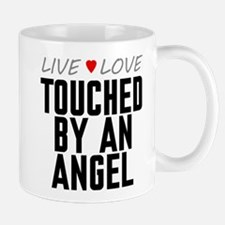 Live Love Touched by an Angel Mug