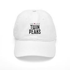 Live Love Twin Peaks Baseball Cap