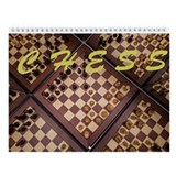 Chess Wall Calendars