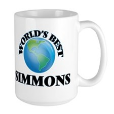 World's Best Simmons Mugs