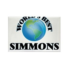 World's Best Simmons Magnets