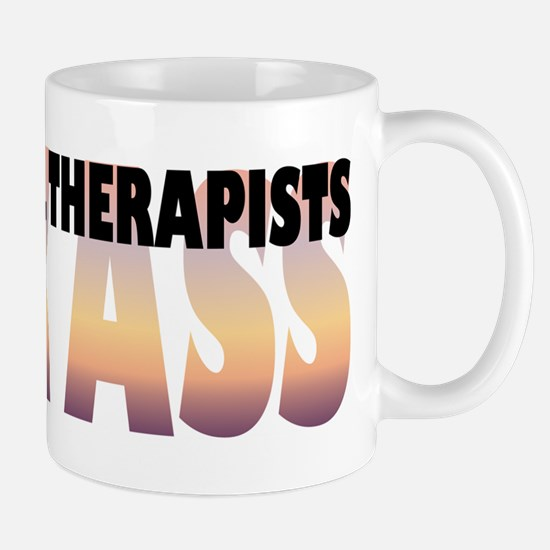 Nutritional Therapists Kick Ass Mug