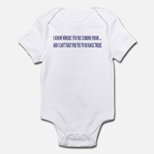 I Know Infant Bodysuit