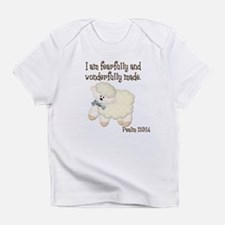 Wonderfully Made Sheep Infant T-Shirt
