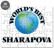 World's Best Sharapova Puzzle