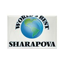 World's Best Sharapova Magnets