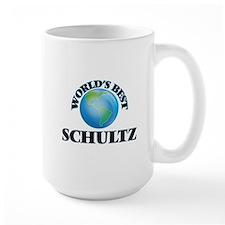 World's Best Schultz Mugs