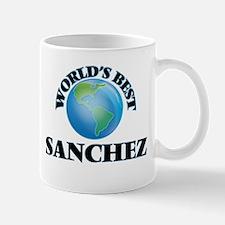 World's Best Sanchez Mugs