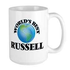 World's Best Russell Mugs