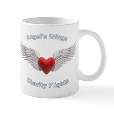 Angel's Wings Charity Flights Mug
