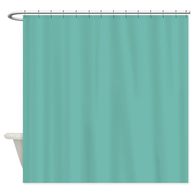 Turquoise Shower Curtain By Totallyfabulous