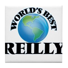 World's Best Reilly Tile Coaster