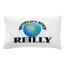 World's Best Reilly Pillow Case