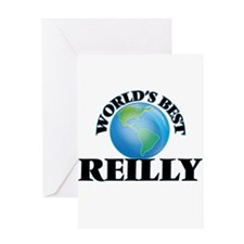 World's Best Reilly Greeting Cards