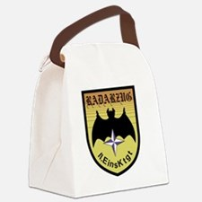 Radarzug 11 EinsKtgtEinsatzkontin Canvas Lunch Bag