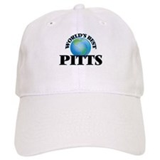 World's Best Pitts Baseball Cap