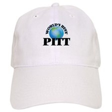 World's Best Pitt Baseball Cap