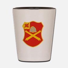 10 Field Artillery Regiment.psd.png Shot Glass