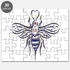 ALD III% Three Percenter Militia Puzzle