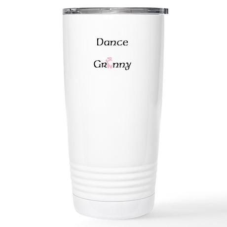 Team Dance Granny Point Stainless Steel Travel Mug
