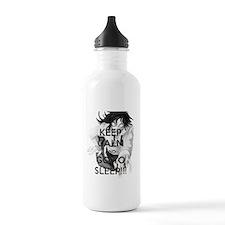 Keep Calm Jeff Water Bottle
