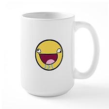 Stupid Derp Face Mug