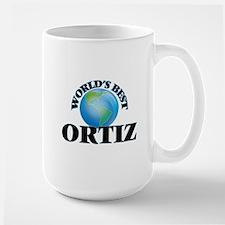World's Best Ortiz Mugs