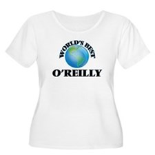 World's Best O'Reilly Plus Size T-Shirt