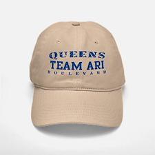 Team Ari - Queens Blvd Baseball Baseball Cap