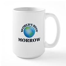 World's Best Morrow Mugs