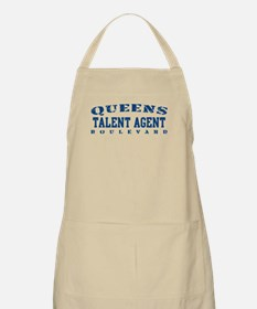 Talent Agent - Queens Blvd BBQ Apron