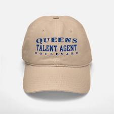Talent Agent - Queens Blvd Baseball Baseball Cap